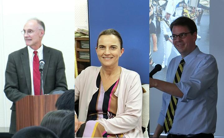 海外の教育関係者が語る沖縄尚学の教育