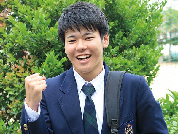山森 翔琉さんの写真