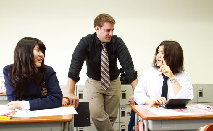 世界に広がる45の教育協定校(国際化教育・海外留学)