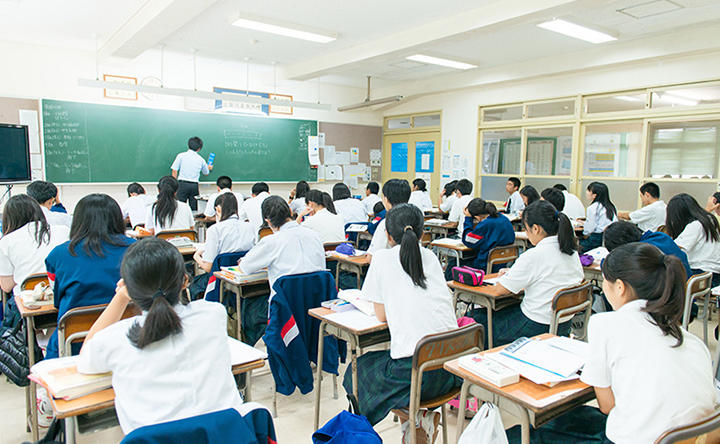 Okinawa Shogaku's education policy (Japanese)