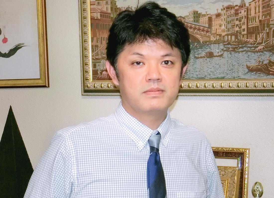 尚学学園 理事長補佐 大城 智宏