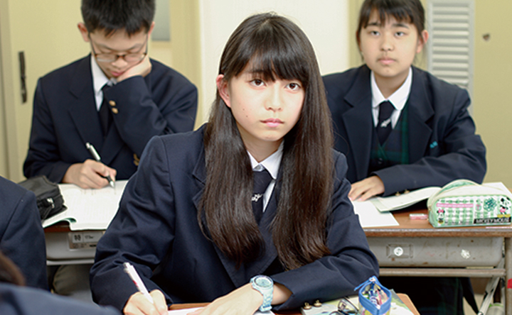 Introduction of Junior High School (Japanese)