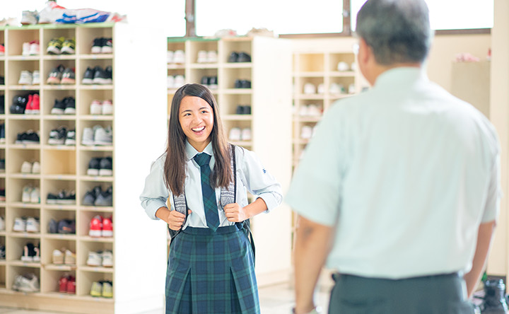 School life in Okinawa Shogaku – how students spend a day