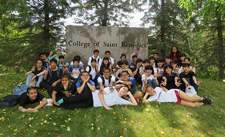 米国夏期研修プログラムのイメージ写真