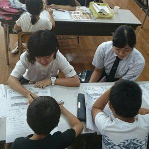 学習支援ボランティア4